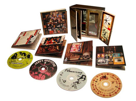 Jane's Addiction Box Set On the Way