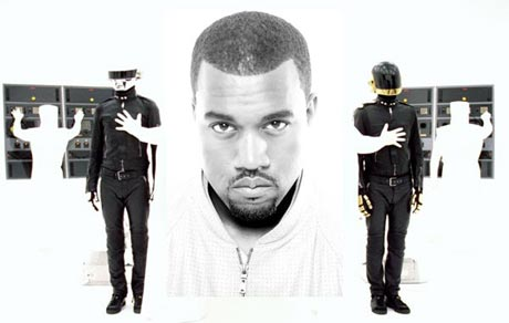 """Kanye West """"Stronger"""""""
