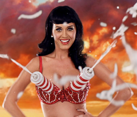 "Beach Boys' Label Threatens Lawsuit over Katy Perry's ""California Gurls"""