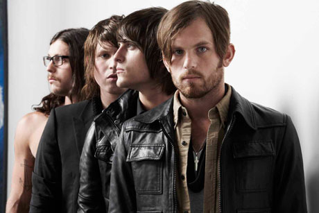 Kings of Leon Forced Offstage By Deluge of Pigeon Excrement