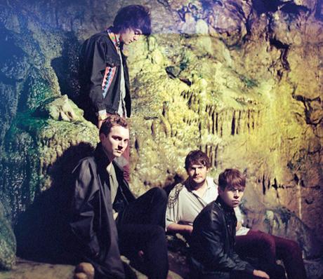 Klaxons Unveil Sophomore Album