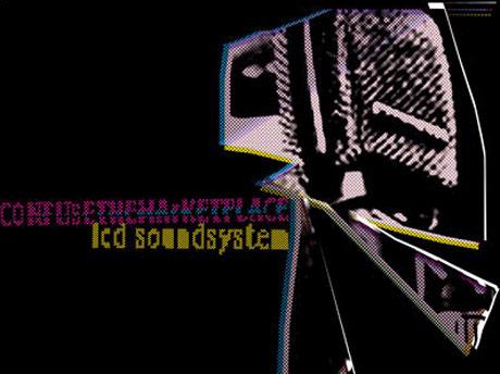 """LCD Soundsystem """"Freak Out/Starry Eyes"""""""
