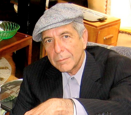 Leonard Cohen Adds More Canadian Dates
