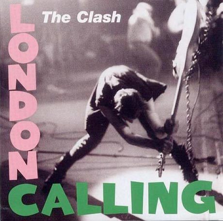 The Clash to Release London Calling 30th Anniversary Edition, Sell Album's Original Artwork