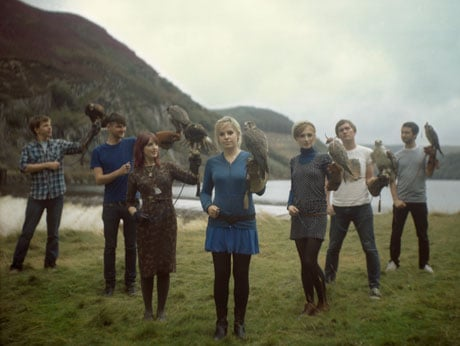 Los Campesinos Announce North American Tour