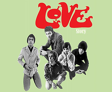 Arthur Lee/Love Documentary, <i>Love Story</i>, Coming To DVD