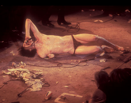 R.I.P. The Cramps' Lux Interior