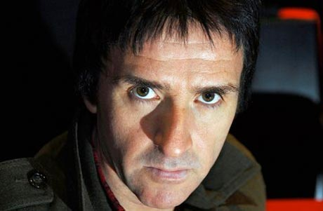 Johnny Marr Reunited with Long-Lost Guitar Ten Years After It Was Stolen