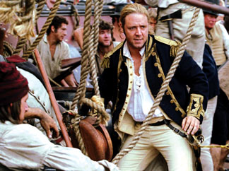 Master and Commander: The Far Side of the World Peter Weir