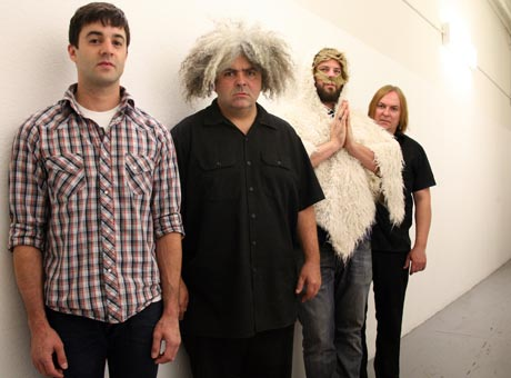 The<b> Melvins</b> Are Alone