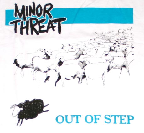 Former Minor Threat Drummer Pockets Nearly $6,000 By Selling <i>Out of Step</i> Test Pressing