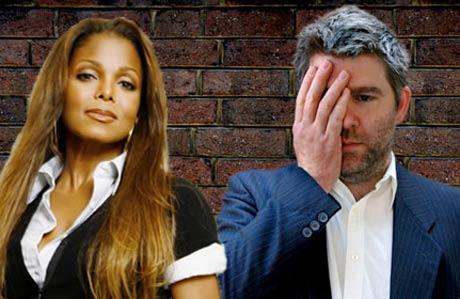LCD Soundsystem's James Murphy Snubs Janet Jackson