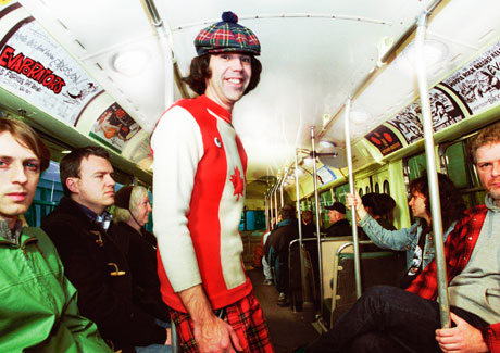 "Narduwar Brings the Evaporators and His ""Video Vault"" to Eastern Canada in October"
