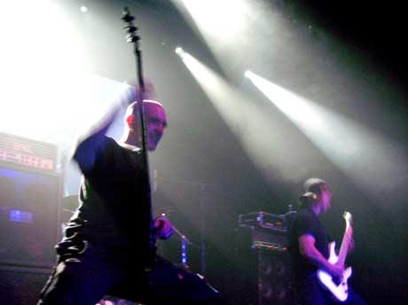 Summer Slaughter Tour Featuring Origin, Darkest Hour, Necrophagist Sound Academy, Toronto, ON July 15