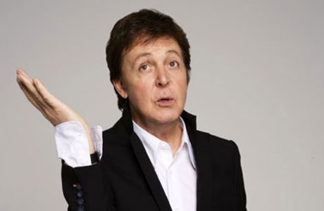 Paul McCartney Moves Post-Beatles Catalogue From EMI to Concord