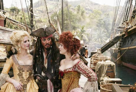 Pirates of the Caribbean: At World's End Gore Verbinski