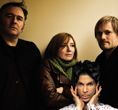 Portishead Annoyed By Prince At Coachella