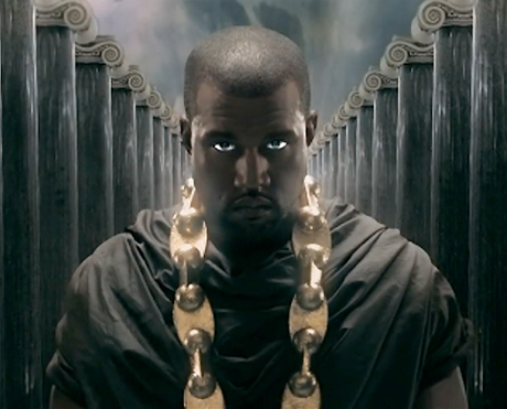"Kanye West ""Power"" (video)"