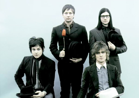 The Raconteurs Announce 'Live at Montreux 2008' DVD