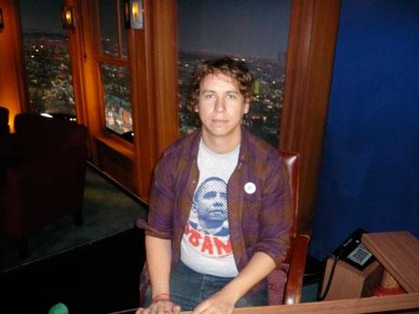 No Age Guitarist Censored By CBS Over Obama Shirt