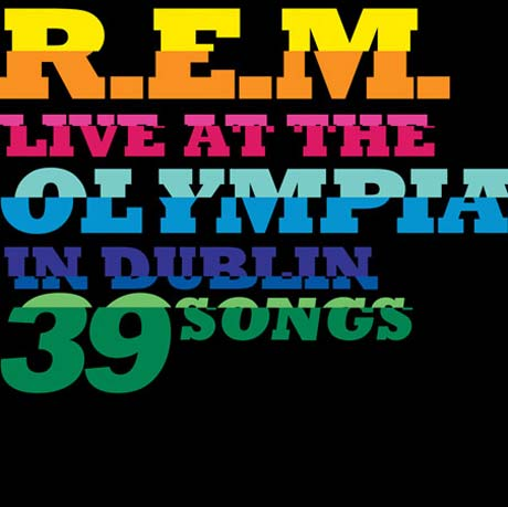 R.E.M. Announce Release Date and Tracklist for Double Live Album