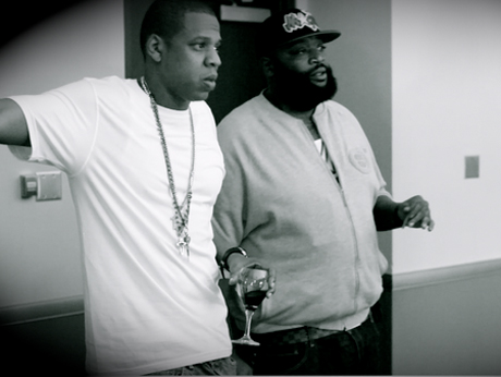 "Rick Ross (ft. Jay-Z and John Legend) ""Free Mason"""