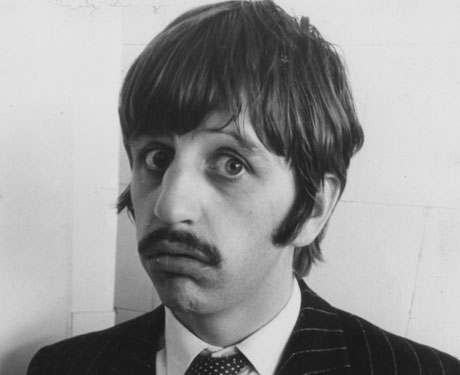 Ringo Starr Says 'No More Fan Mail'