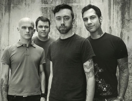 Rise Against's Brandon Barnes