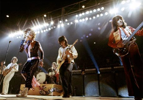 Classic Rolling Stones Concert Film Playing in Theatres on September 16