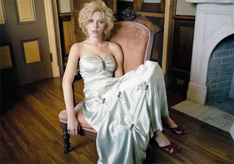 Scarlett Johansson Hints At Second Album