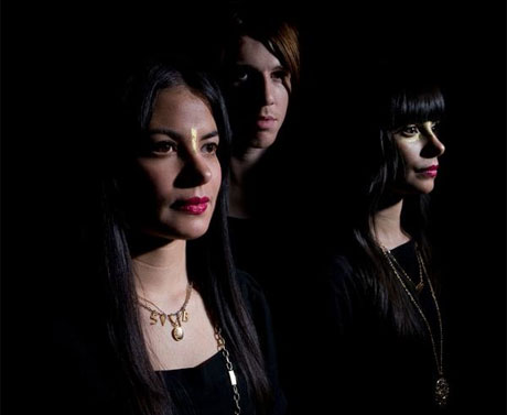 School of Seven Bells Ready Debut Album, Tour With M83