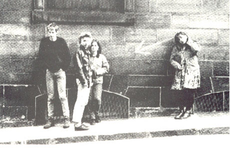 Shop Assistants Album To Be Reissued By Cherry Red