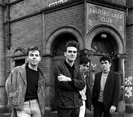 Charity Auction Offers Chance To Re-Enact Famous Smiths Photo