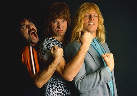"Spinal Tap Announce ""Unwigged and Unplugged"" Reunion Tour"