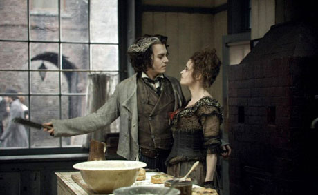 Sweeney Todd: The Demon Barber of Fleet Street Tim Burton