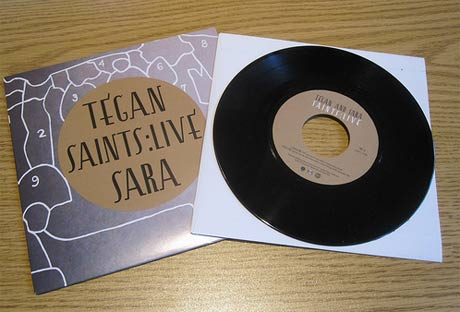 Tegan and Sara to Release Live Seven-Inch for Record Store Day