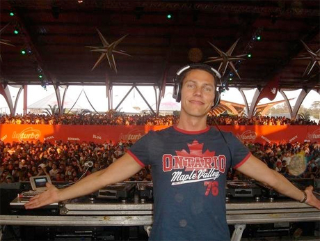 DJ Tiësto Falls Victim to Death Hoax