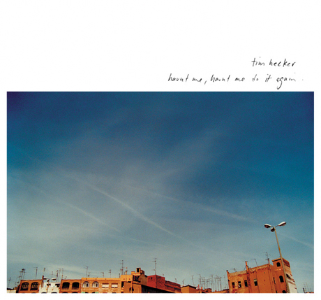 Tim Hecker's 2001 Debut, <i>Haunt Me</i>, Reissued on Double Clear Vinyl