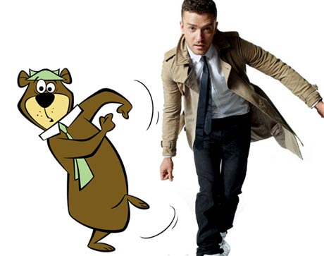 Justin Timberlake Cast as Boo-Boo in Yogi Bear Movie?