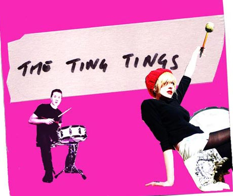 "The Ting Tings ""That's Not My Name"""