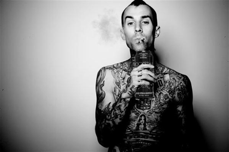 Travis Barker Settles Lawsuit With Rockstar