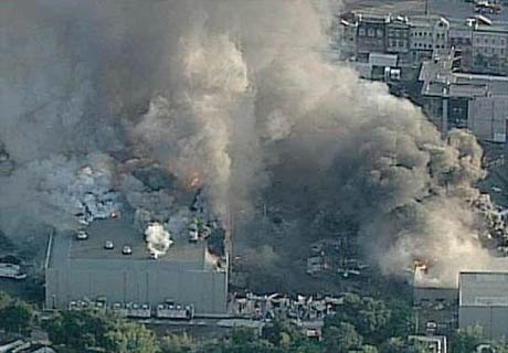 Universal Studios Goes Up In Flames, Loses Precious Masters