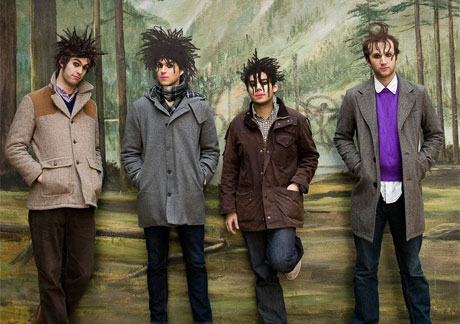 Vampire Weekend Go Goth For New Video, Get Covered By Peter Gabriel