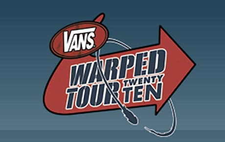 Warped Tour Announces 2010 Schedule
