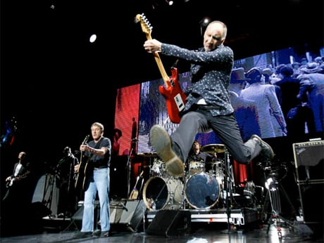 Pete Townshend Apologizes After Swearing at 7-Year-Old Fan in Hamilton
