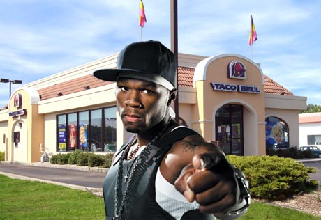 79 Cent, 50 Cent Settles Taco Bell Lawsuit