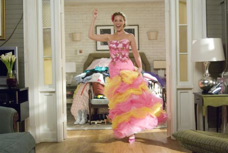 27 Dresses Anne Fletcher