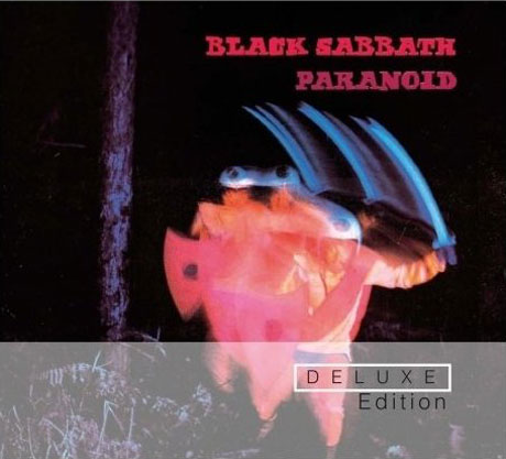 Three-Disc Deluxe Edition of Black Sabbath's <i>Paranoid</i> Set For Release