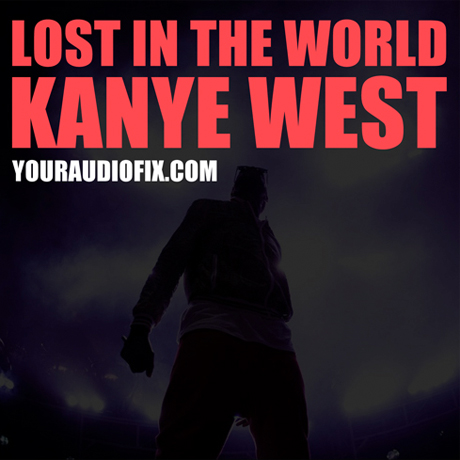 "Kanye West ""Lost in the World"" (ft. Bon Iver)"