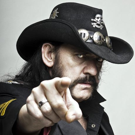 Motörhead's Summer Tour Cancelled Due to Lemmy's Health Concerns